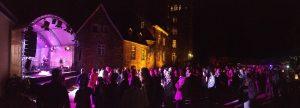 Open-Air-Konzert im Schlosshof