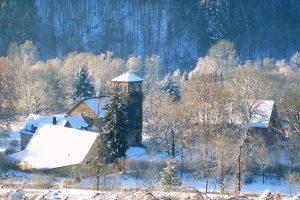 Winteransicht vom Krähenberg